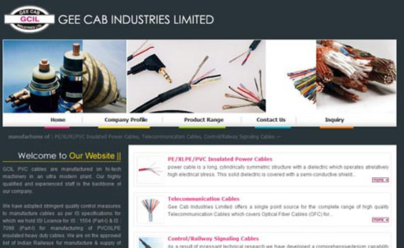 geecab Website