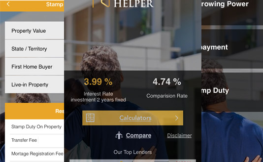Mortgage Helper App + Web