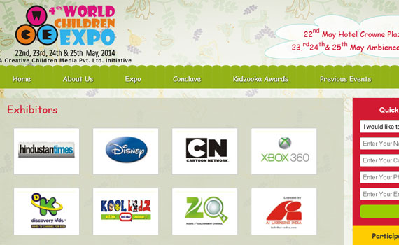 Expo Website WCE  4