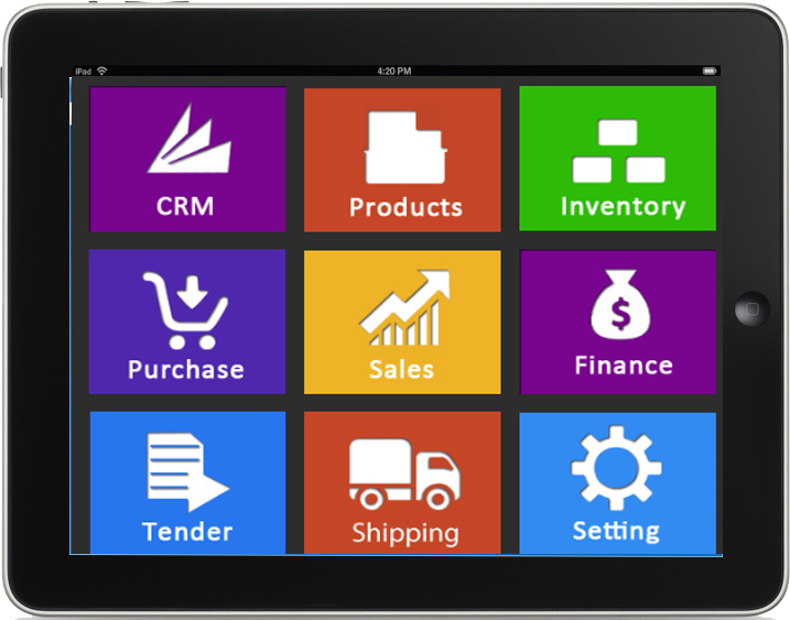 Enterprise Application Erp Crm Portal Maintenance
